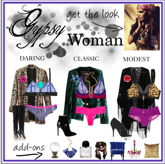 Fashionista Friday: Gypsy Woman