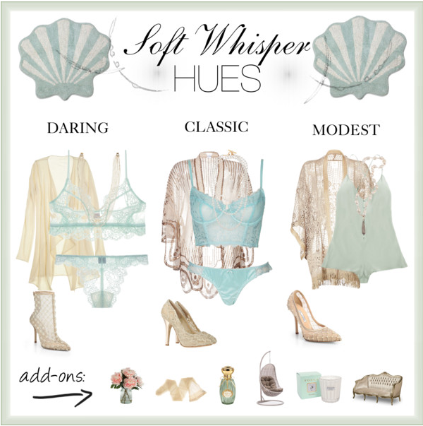 Fashionista Friday: Soft Whisper Hues