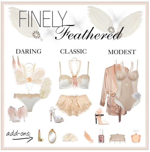 Fashionista Friday: Finely Feathered