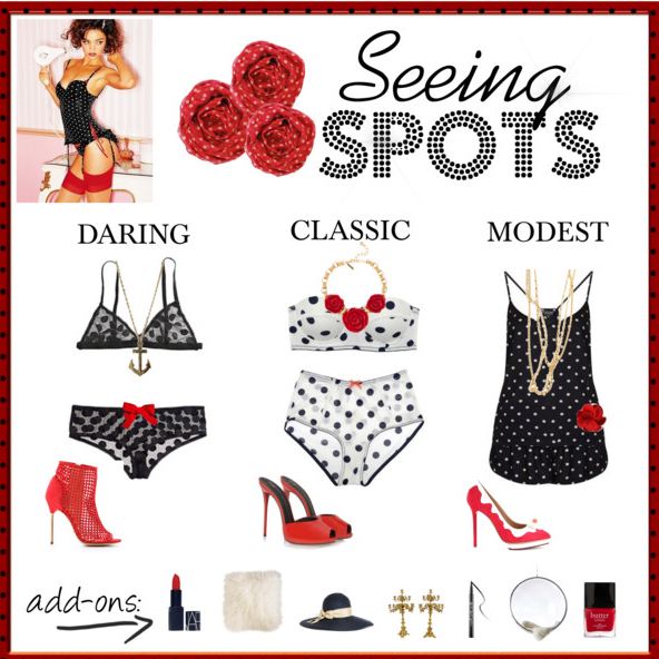 Fashionista Friday | Seeing Spots