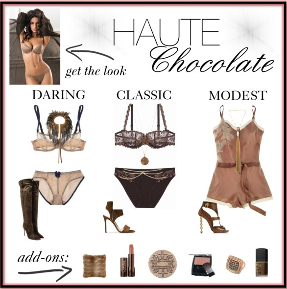 Fashionista Friday: Haute Chocolate