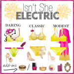 Fashionista Friday : Isn't She Electric