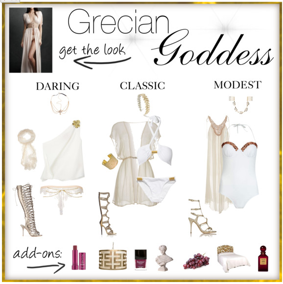 Fashionista Friday: Grecian Goddess