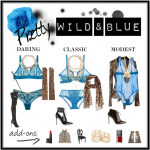 Fashionista Friday: Pretty Wild & Blue