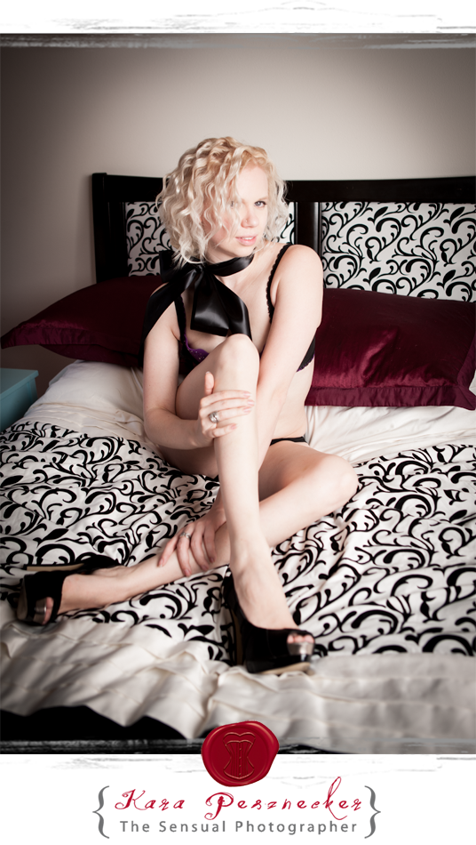 Portland, Oregon | Boudoir Photography | The Sensual Photographer | Bold and confient