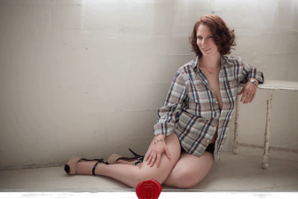 Portland Boudoir Photographer | Kara Pesznecker | The Sensual Photographer | The Man Shirt