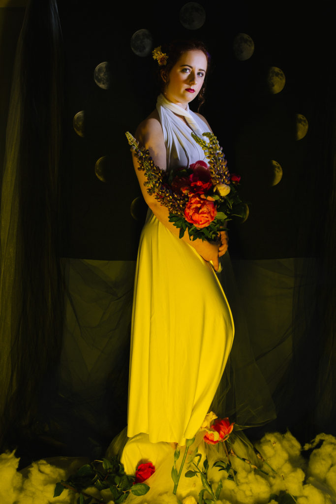 Flower Moon Ritual Boudoir And Women S Portraiture In